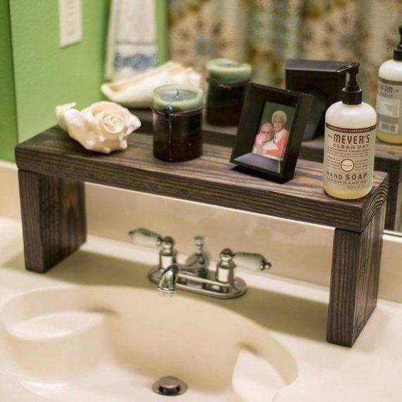 A Small Shelf - Best Above the Sink