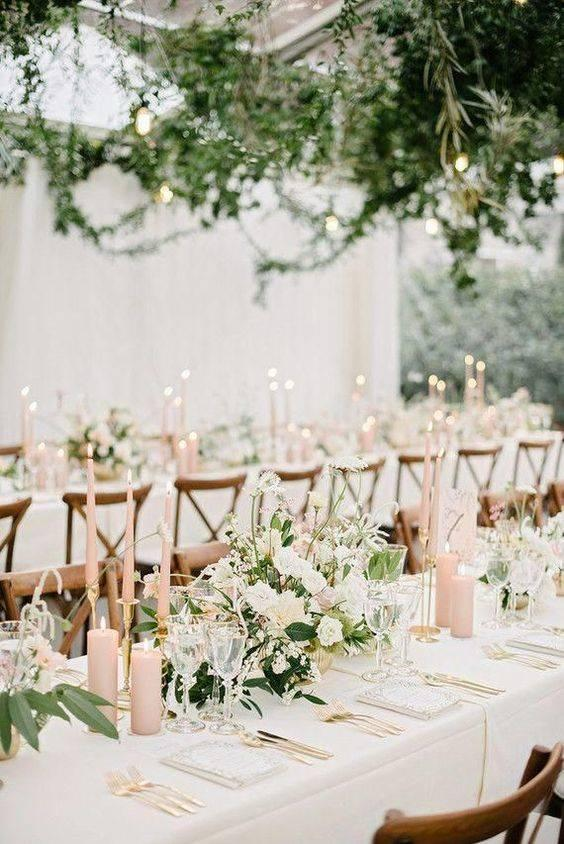 Elegant and Refined - Simple Wedding Decoration Ideas