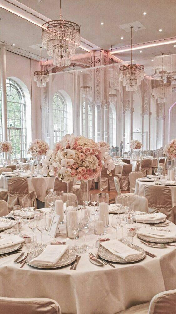 A Classic Look - Simple Wedding Decoration Ideas