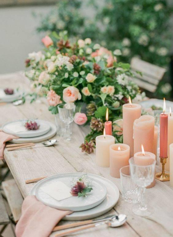 Pink and Natural - A Dreamy Atmosphere