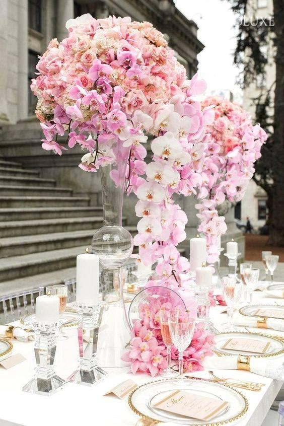 Towers of Orchids - Exotic and Fancy