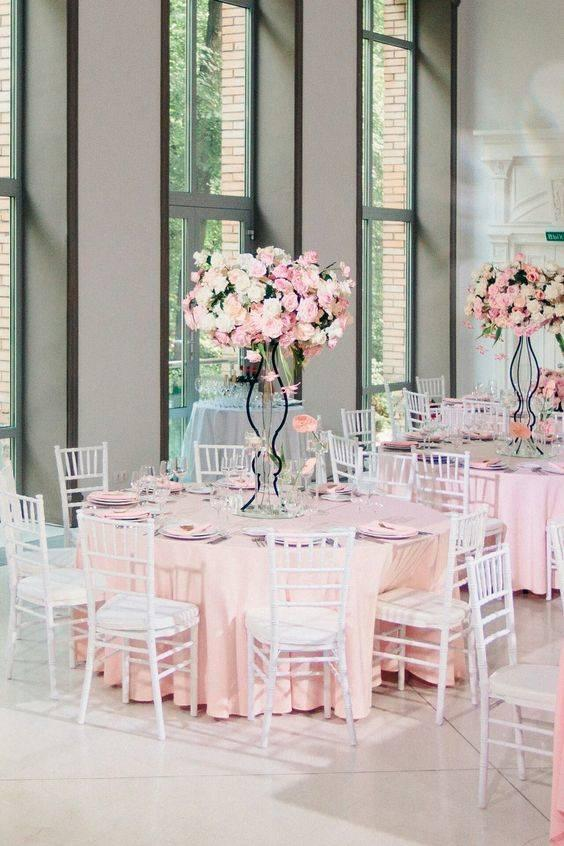 Blush and White - Fabulous Flowers
