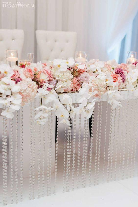 Orchids and Beads - Stunning and Dazzling