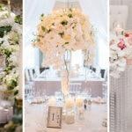 40 WEDDING TABLE DECORATION IDEAS – Simple Wedding Decoration Ideas