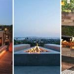 20 MODERN OUTDOOR FIREPLACES – Outdoor Fire Pits