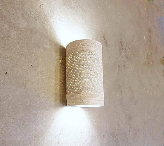 A Stylish Sconce - Attach Them to the Walls