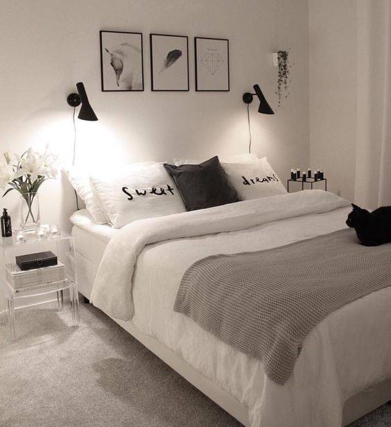 Edgy in Monochrome - Black and White Inspiration