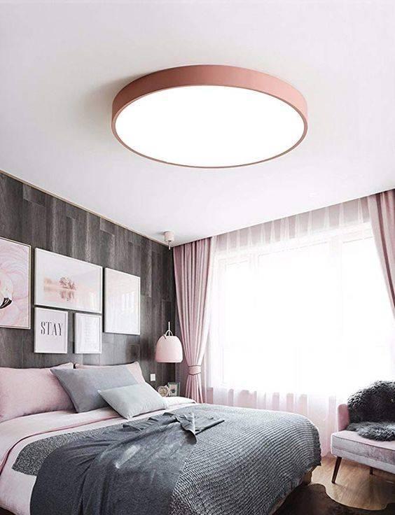 A Ceiling Light Fixture - Best Lighting for Bedroom