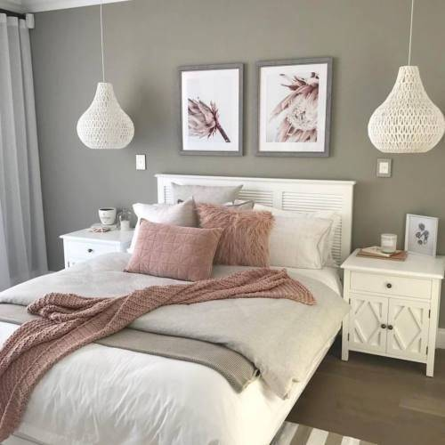 Pretty in Pear Shapes - Best Lighting for Bedroom