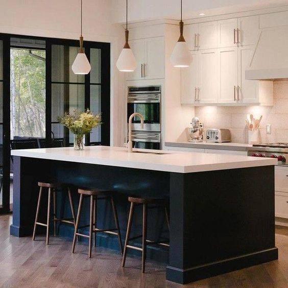 Pretty Pendant Lights - Kitchen Cabinet Lighting