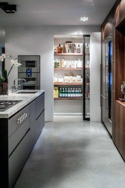Illuminate the Pantry - Best Under Cabinet Lighting