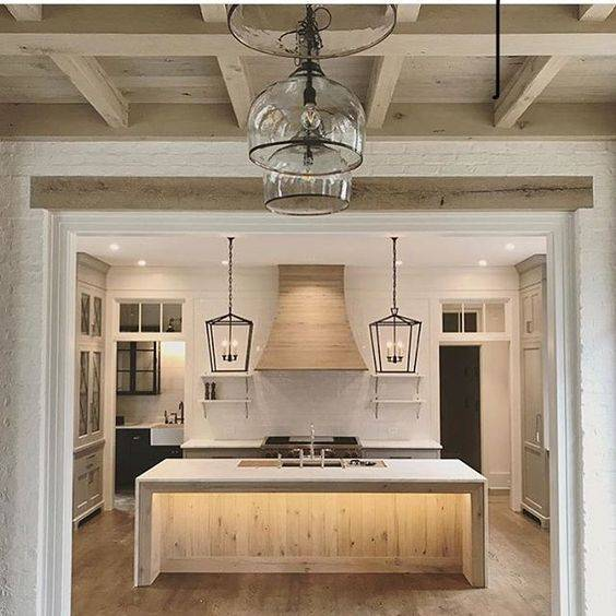 Bright and Brilliant - Modern Kitchen Island Lighting