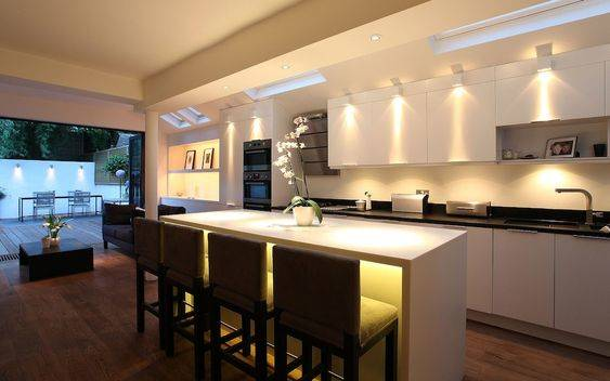 Under the Counter - Fantastic Lighting Ideas