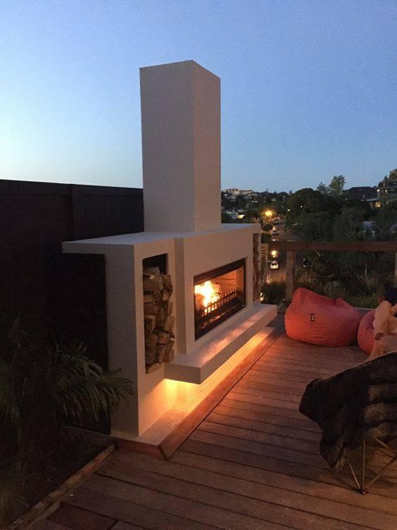 For Your Balcony - Outdoor Fire Pits