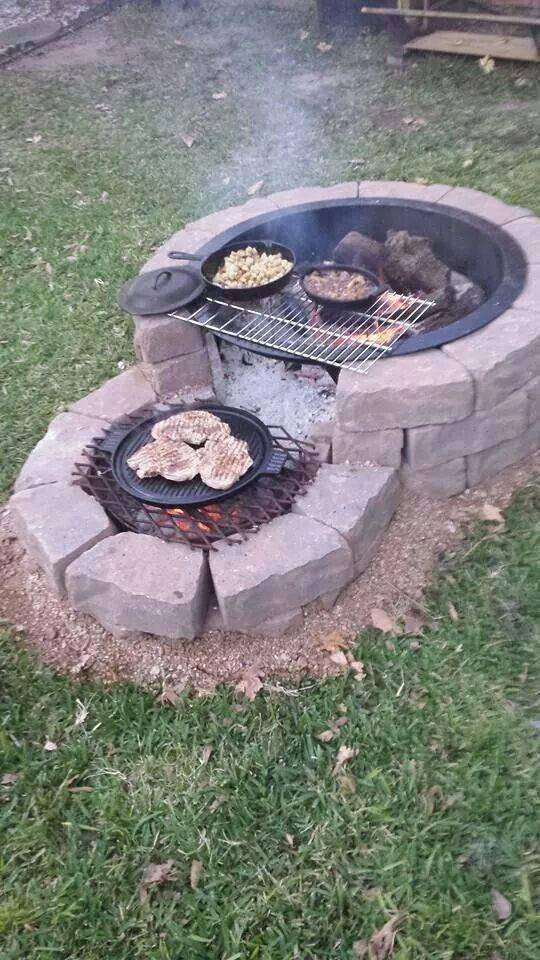 Easy and Simple - Outdoor Fire Pits