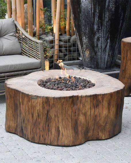 Natural and Earthy - Looks Like a Log