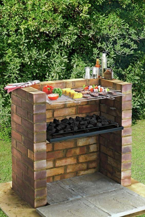 Grilling with Ease – Garden Barbeque Time