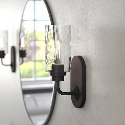Simplistic Sconces - Modern Bathroom Lighting Ideas