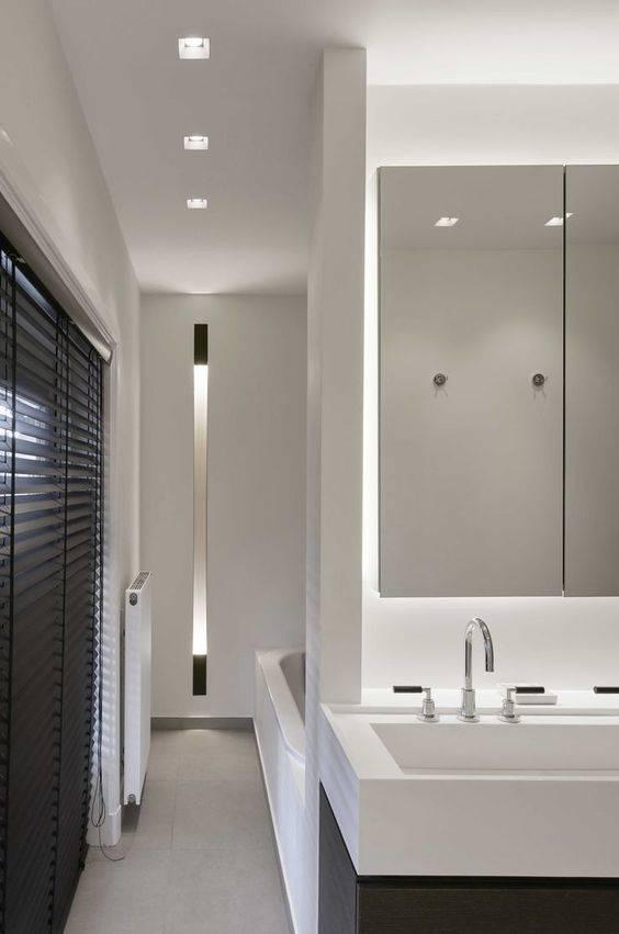 An Abundance of Lights - Best Lighting for Bathroom