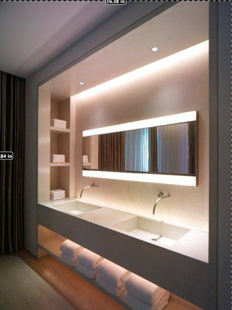 Refined and Sophisticated - Modern Bathroom Lighting