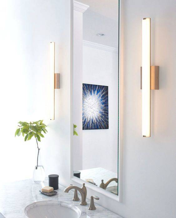 The Tube Sconces - Contemporary and Cool