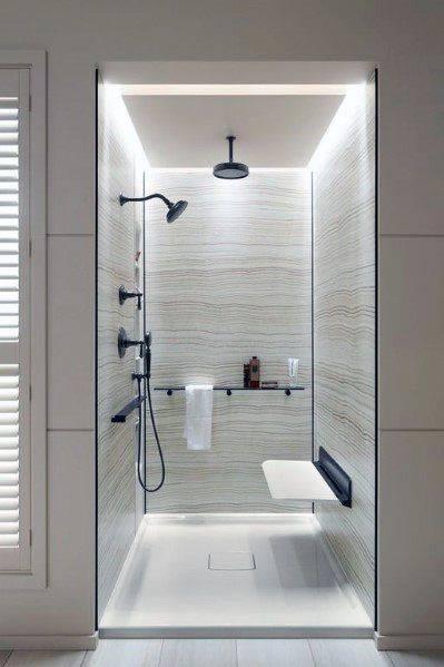 Illuminate the Shower - Showering in Light