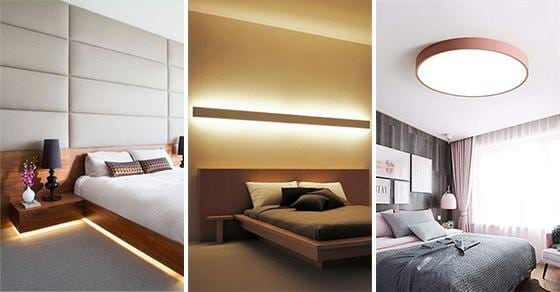 20 BEST LIGHTING FOR BEDROOM - Decorative Lights for Bedroom