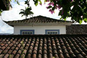 roofs, colonial architecture, paraty, roof