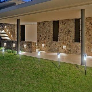 The Easiest Solution - Garden Lighting Ideas