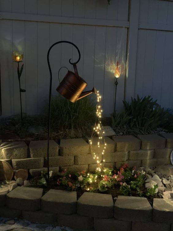 Pouring Out Light - Adorable and Creative