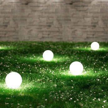 Balls of Light - Beautiful and Brilliant