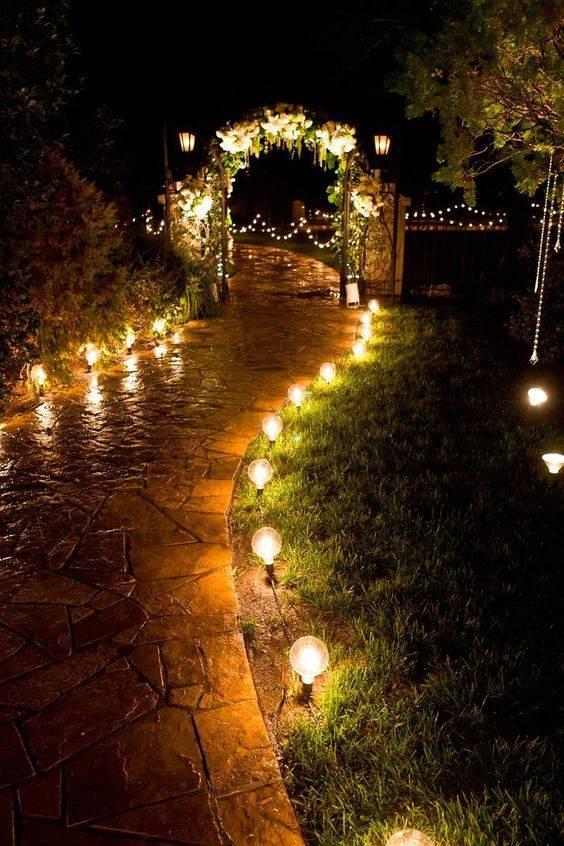 Create a Stunning Ambience - Fairy Lights