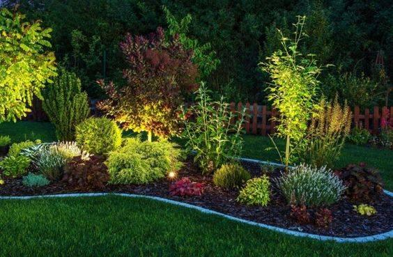 Illuminate Your Garden Beds - Stunning and Simple