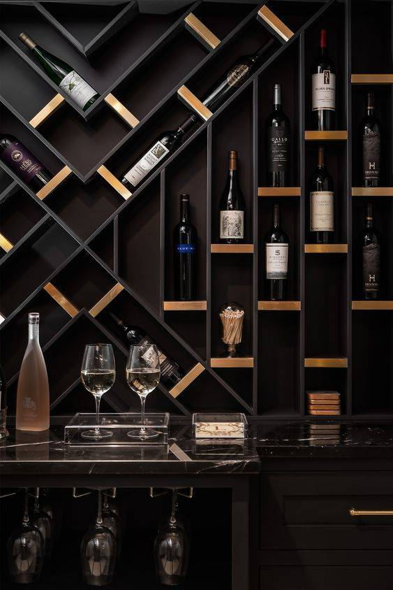 X Marks the Spot - Wine Rack Designs
