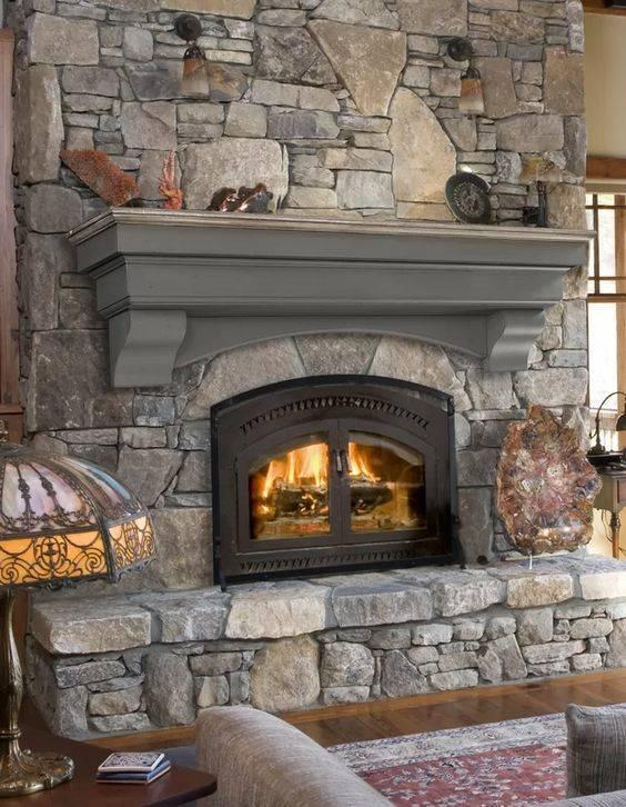 Stunning in Stone - Warm and Welcoming