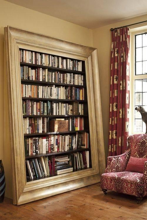 Glamorous and Fancy - Frame Your Books