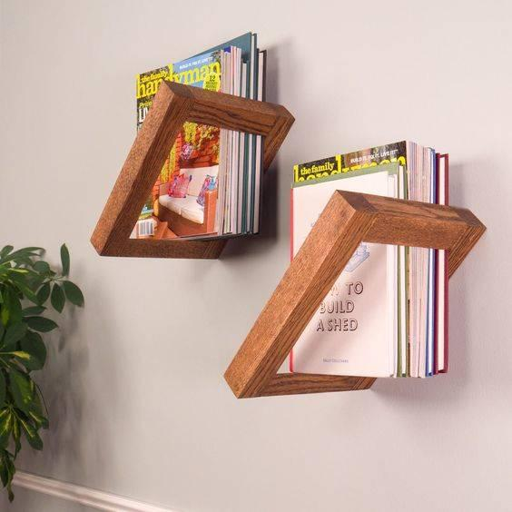 Square Floating Shelves - Effortless and Fabulous