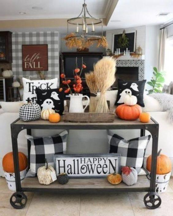 A Cart of Trick-or-Treats - Fun and Festive
