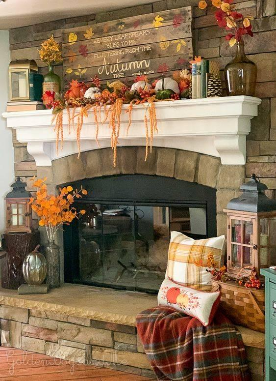 A Variety of Fall - Cosy and Creative