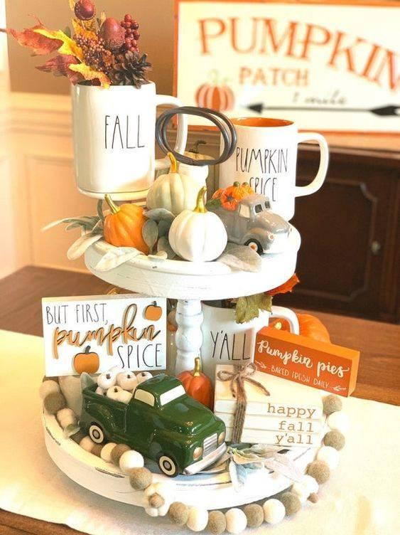 The Multi-Tiered Tray - A Fun Addition