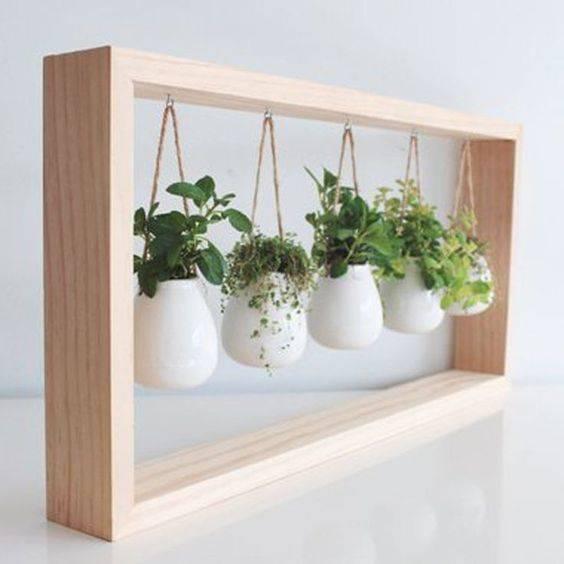 A Stylish Arrangement - Best Indoor Herb Garden Ideas