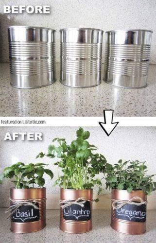 Aluminium Cans - Something Else to Recycle