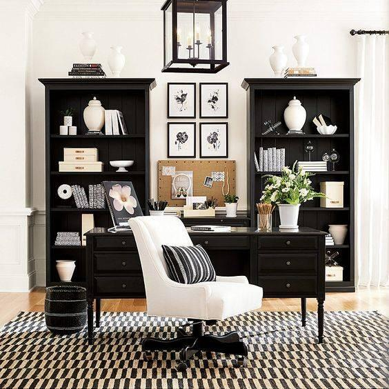 Getting Groovy - Modern Home Office Design