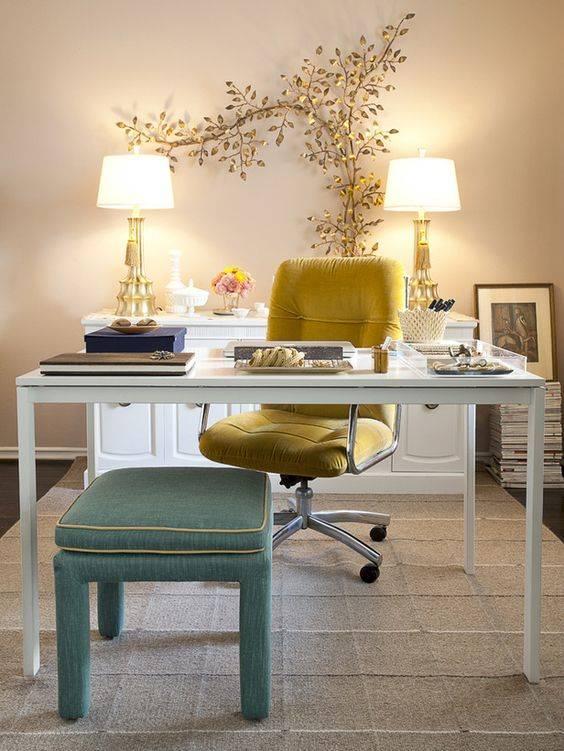 A Colourful Chair - Add a Burst of Colour
