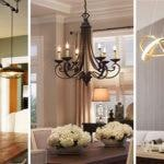 20 DINING ROOM LIGHTING FIXTURE IDEAS – Modern Dining Room Lighting
