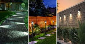 20 GARDEN LIGHTING IDEAS - Backyard Lighting Ideas
