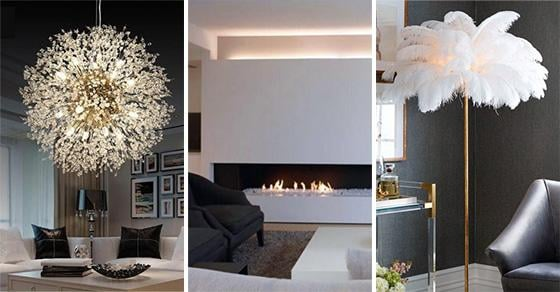 20 MODERN LIVING ROOM LIGHTING - Modern Chandeliers for Living Room