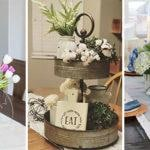 20 SIMPLE DINING TABLE CENTREPIECE IDEAS – Dining Room Table Decor Ideas