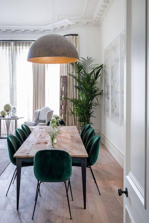 Smart and Sleek - Using a Rich Green