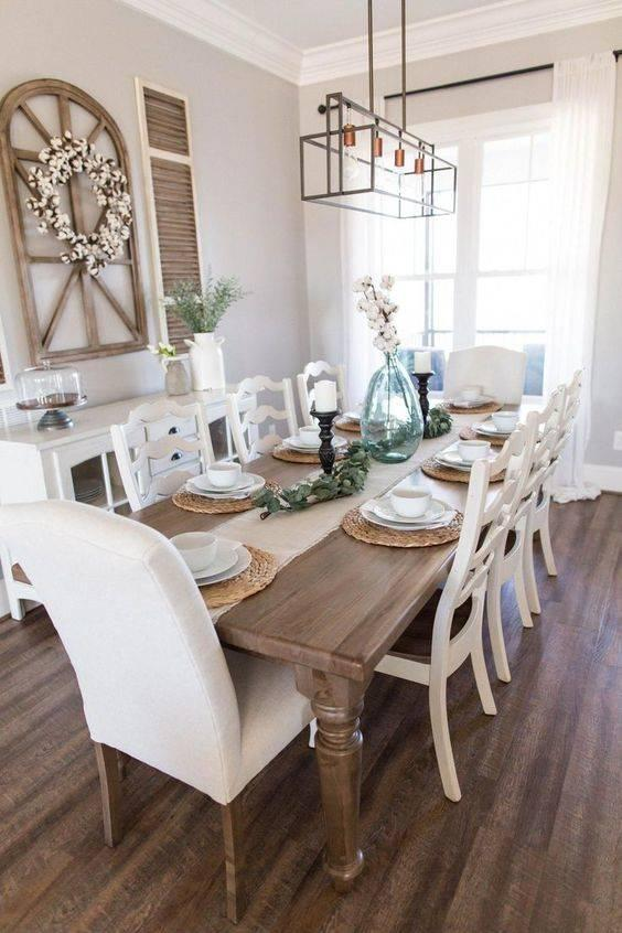 Picking the Best Ornaments - Dining Room Design Ideas